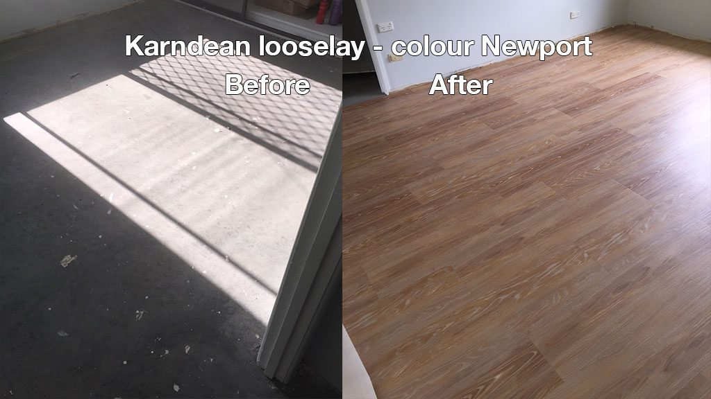 Karndean Loose Lay – colour Newport, Flooring Gold Coast QLD