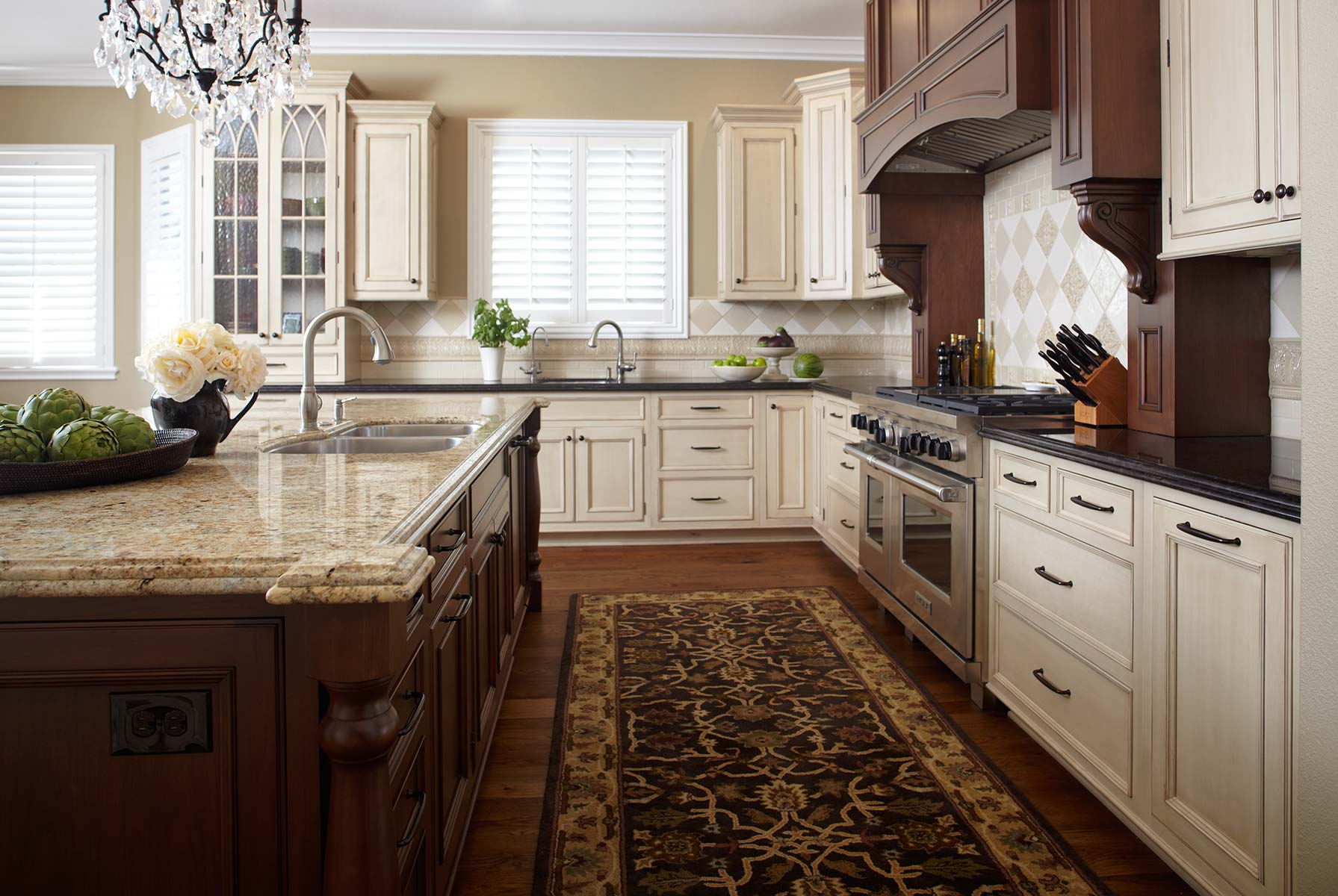 What type of tile is best for kitchen floor