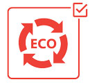Acoustic Loose lay Eco friendly and 100 recyclable
